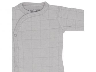 Romper Solid Long Sleeves Mist vel. 68 3