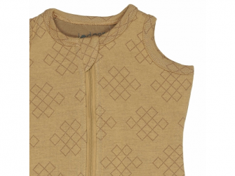 Hopper Sleeveless Empire Caramel vel. 86/98 3