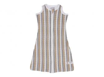 Hopper Sleeveless Stripe Xandu Honey vel. 50/62