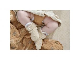 Slipper Ciumbelle Ivory 3 - 6 měsíců 4