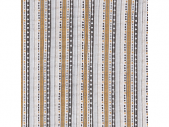 Swaddler Stripe Xandu 120 x 120 cm Honey 3