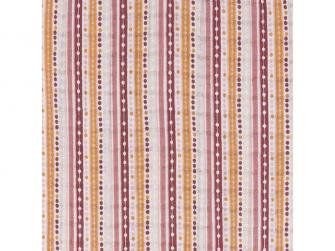 Swaddler Stripe Xandu 120 x 120 cm Nocture 3