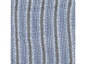 Swaddler Empire Stripe 3balení 70 x 70 cm Ocean 3