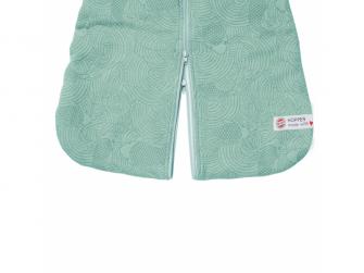Hopper Sleeves Empire Silt Green 86/98 5