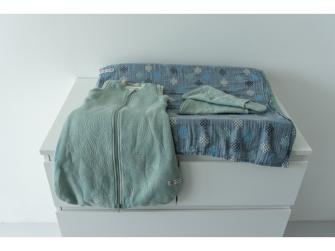 Hopper Sleeves Empire Silt Green 86/98 6