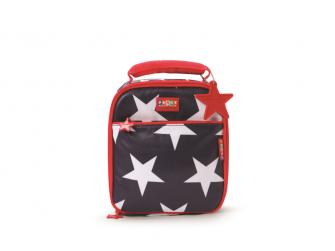Školní lunchbox - hvězdy