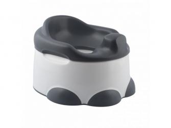 multifunkční nočník STEP´n POTTY Slate Grey