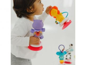 hračka s přísavkou HIPPO Hildi 3