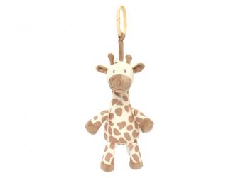 Moje žirafa - na klipu,