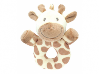 Moje žirafa - kulaté chrastítko