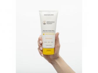 Baby Hair & Body Wash, 200 ml 3