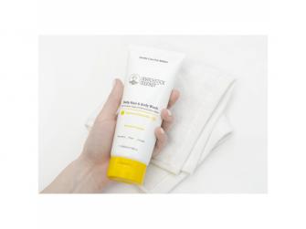 Baby Hair & Body Wash, 200 ml 4