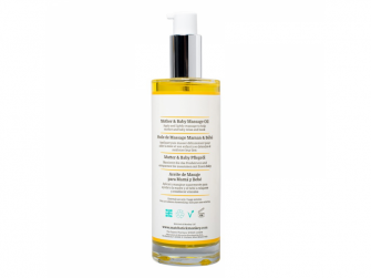 Mother & Baby Massage Oil, 100 ml 2