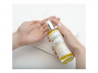 Mother & Baby Massage Oil, 100 ml 4