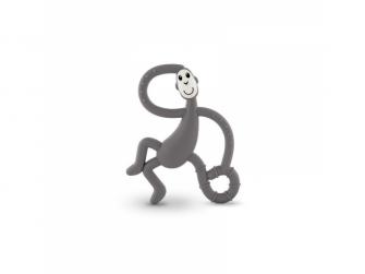 Dancing Monkey Teether, šedá