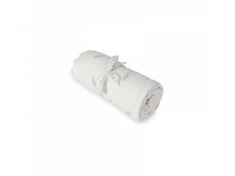 Luxusní bambusová deka, potisk logo MM