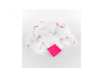Organické zavinovačky, 2ks v balení, růžové 3