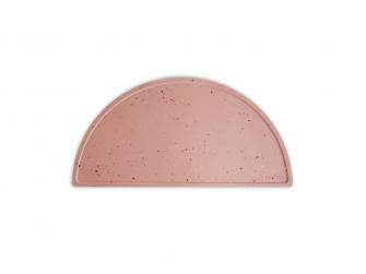 silikonové prostírání Pink Confetti