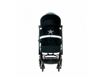 Kočárek Star Disco black 3
