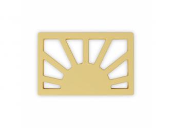 silikonové kousátko SUN, Sun