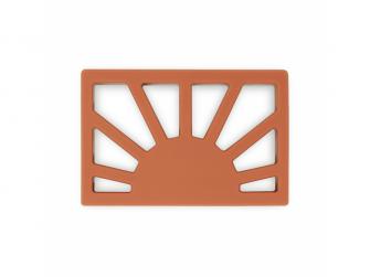 silikonové kousátko SUN, Clay