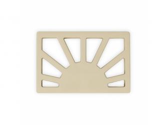 silikonové kousátko SUN, Sand
