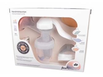 First Moments Manual odsávačka mateřského mléka
