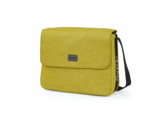 3/ZERO taška s přebalovací podložkou MUSTARD 2022