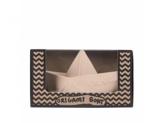 Origami loďkam, tělová