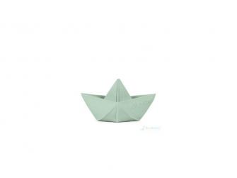 Origami Loďka, mint