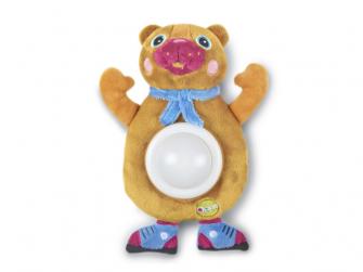 Happy Light! - Zvířátko se světlem Medvěd