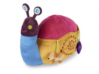 Soft Friend! - Velké zvířátko na hraní Šnek