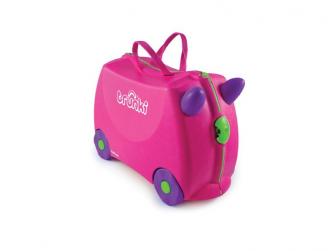 Kufřík + odrážedlo Trixie