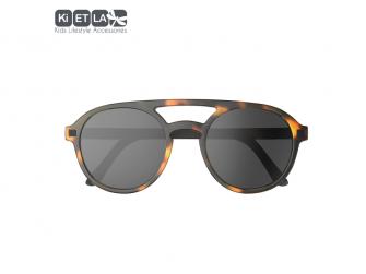 Dětské sluneční brýle CraZyg-Zag 9-12 let pilotky - hnědé 2