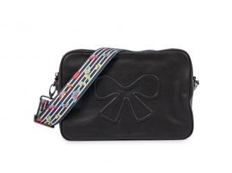 HOXTON černá - přebalovací taška