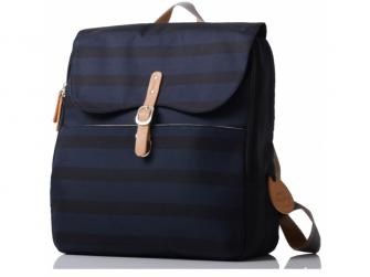 HASTINGS tmavě modrá - batoh i přebalovací taška
