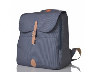 HASTINGS navy - batoh i přebalovací taška