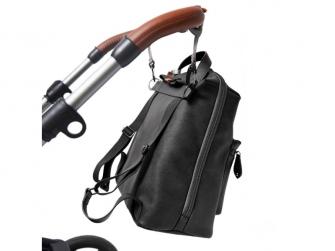 HARTLAND PACK černý - přebalovací batoh 2
