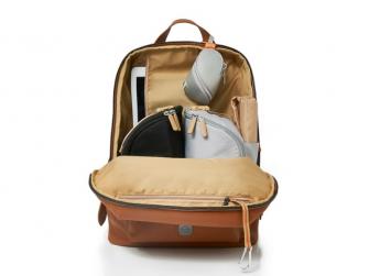 HARTLAND PACK hnědý - přebalovací batoh 10