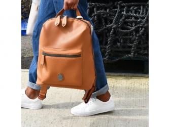 HARTLAND PACK hnědý - přebalovací batoh 4