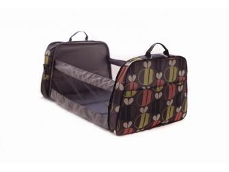 Cestovní a přebalovací taška POD 2 v 1 včeličky 6