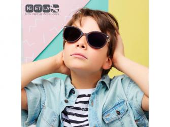 Dětské sluneční brýle CraZyg-Zag 9-12 let - hnědé 7