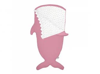 Baby Bites spací vak KIDS Winter Pink 2