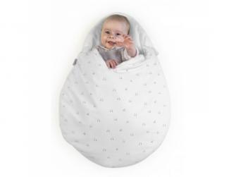 Baby Bites spací vak NEWBORN Winter Egg 5