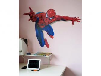Dětské samolepky - Velký spiderman