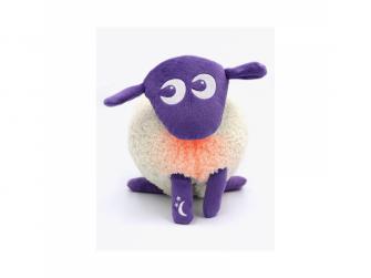 Ewan deluxe - uspávací ovečka - fialová