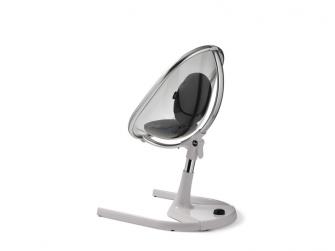 Sada sedacích polštářků do židličky Moon černá 2
