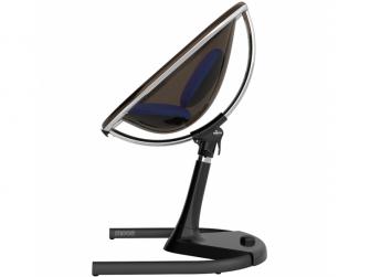 Sada sedacích polštářků do židličky Moon Royal Blue 2