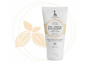 Baby SOS Cream Face&Body, 50 ml v krabičke