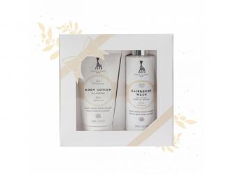 Gift Box - Body Lotion 150 ml a Hair & Body Wash 200 ml